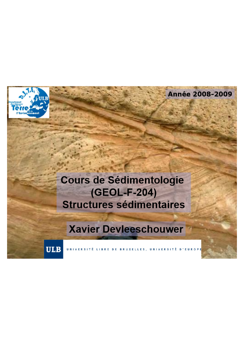 Sedimento struct sediment 2008 09