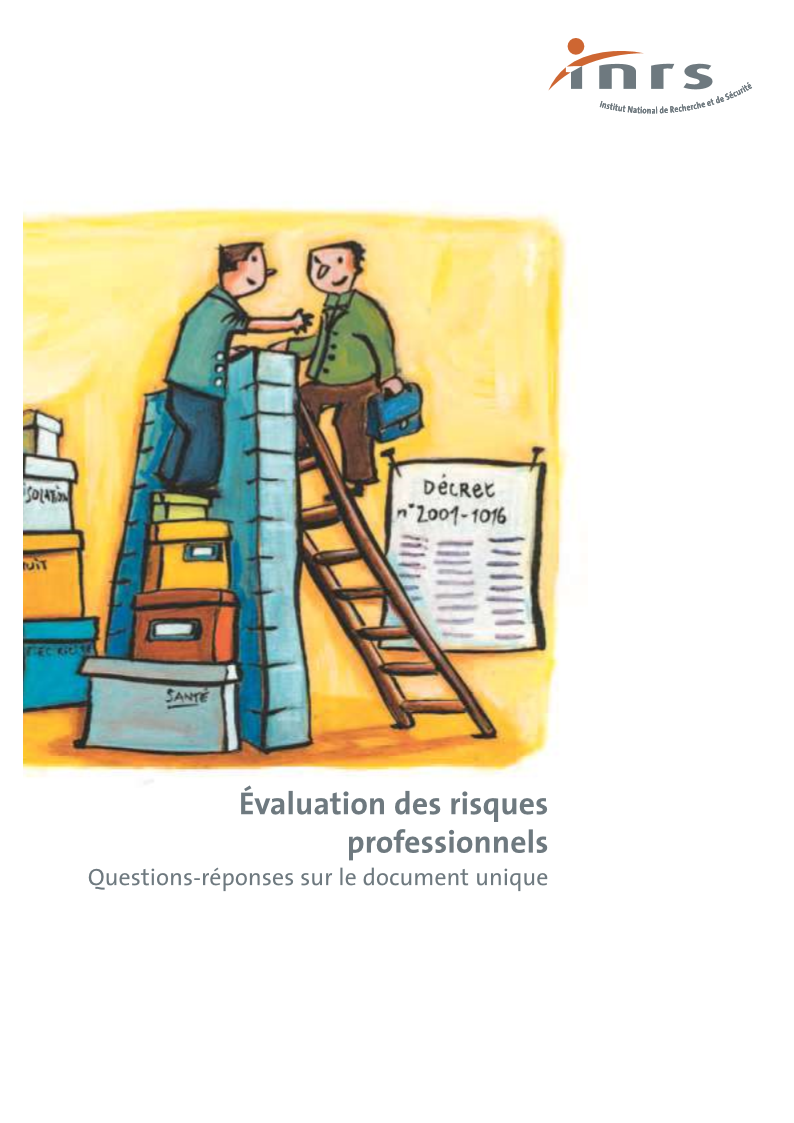 Evaluation des risques professionnels (2)