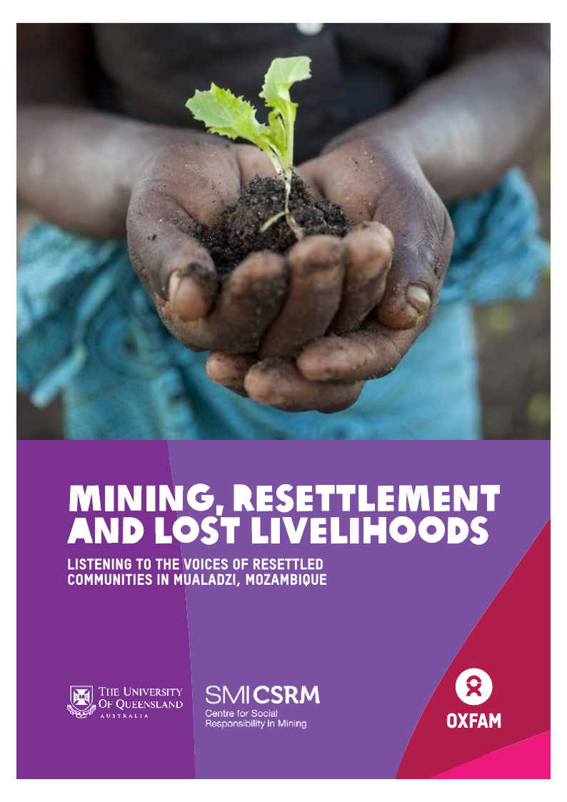 Oxfam  Mining resettlement and lost livelihoods eng 2015